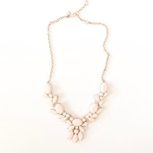 Pale Pink Necklace